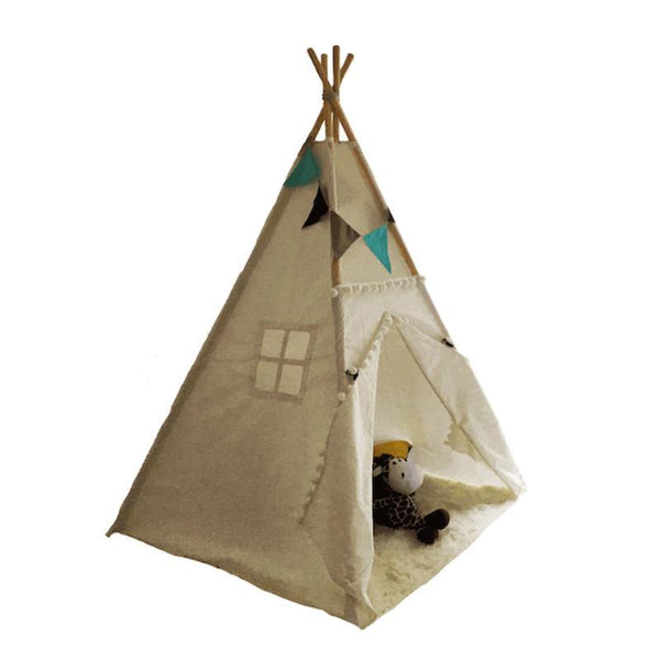 Nevada Beige Square 4-sided Teepee