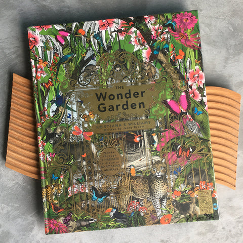 The Wonder Garden by Jenny Broom Hardcover