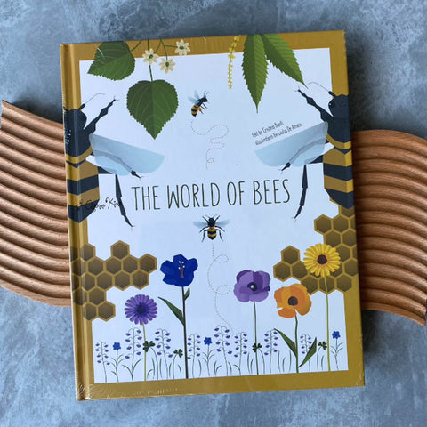 The World of Bees by Cristina Banfi (Hardcover)