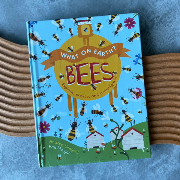 What on Earth?: Bees by Andrea Quigley (Hardcover)