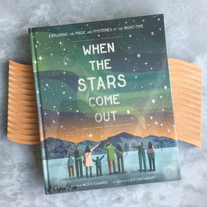When the Stars Come Out by Nicola Edwards (Hardcover)