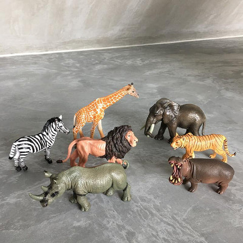 Wild Life Animals Toy Figure by Fifth Avenue Kids