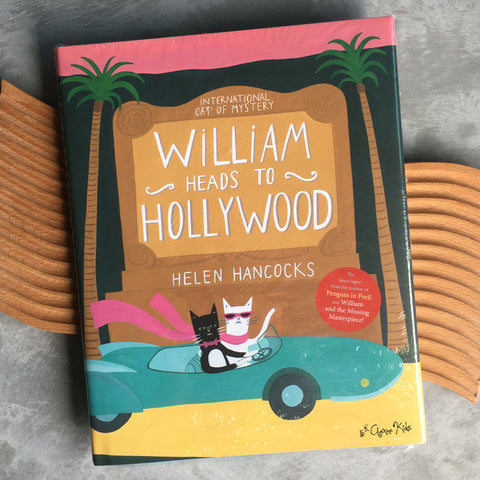 William Heads to Hollywood by Helen Hancocks (Hardcover)