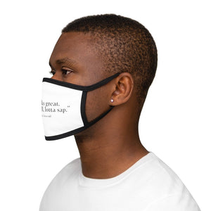 Clark Griswold Fabric Face Mask | by Stitchteller