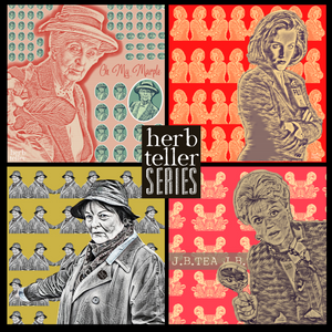 Herbtention: J.B. Tea (Jessica Fletcher (Murder She Wrote)-inspired Herbal Tea/Infusion)