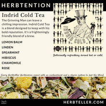 Load image into Gallery viewer, Indrid Cold Herbal Tea/Infusion