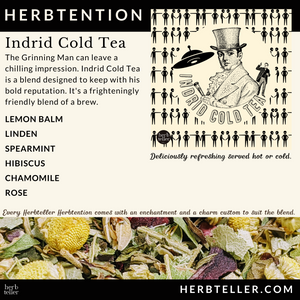 Indrid Cold Herbal Tea/Infusion