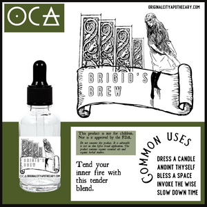 Oh Mother Gift Set (Ritual Oils/Perfumes)