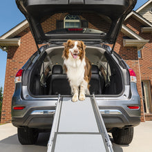 Load image into Gallery viewer, Happy Ride™ Telescoping Dog Ramp