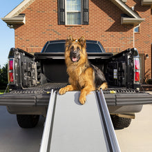 Load image into Gallery viewer, Happy Ride™ Extra-long Telescoping Dog Ramp