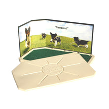 Load image into Gallery viewer, Piddle Place™ Pet Potty Protective Splash Guards