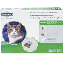 Load image into Gallery viewer, ScoopFree® Original Self-Cleaning Litter Box
