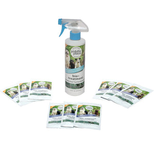 Piddle Place™ Pet Potty Bio+ Concentrate (9-Pack) & Turf Treatment