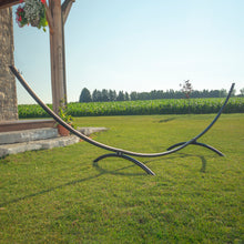 Load image into Gallery viewer, 15ft Arc Steel Hammock Stand