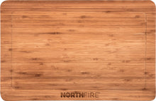 Load image into Gallery viewer, NorthFire Bamboo Cutting Board