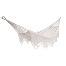 Load image into Gallery viewer, Brazilian Style Cotton Hammock - Double Deluxe