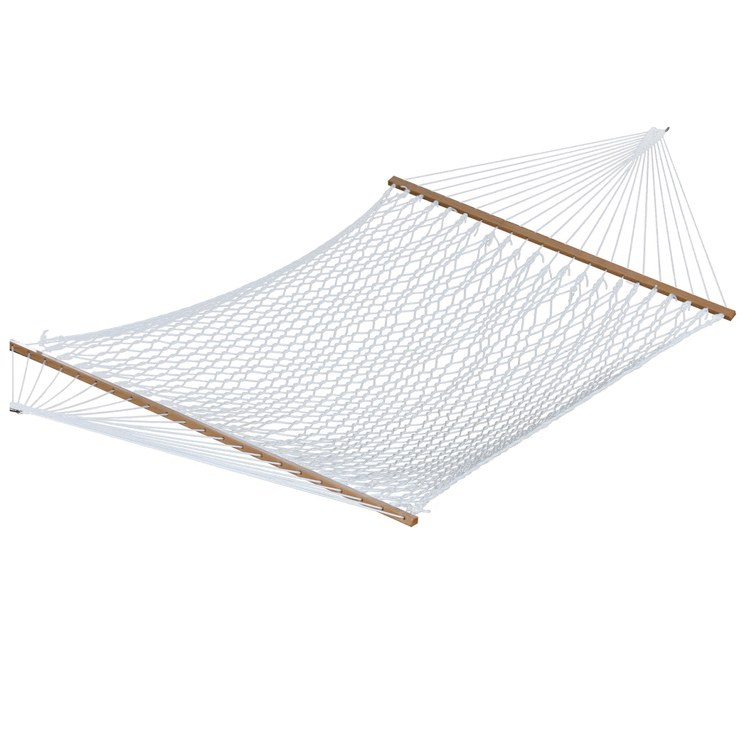 Double Polyester Rope Hammock