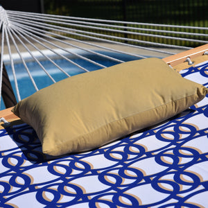 Quilted Fabric Double Hammock