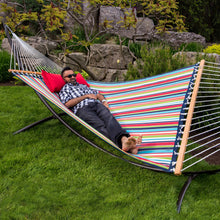 Load image into Gallery viewer, Sunbrella® Quilted Hammock - Double