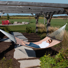 Load image into Gallery viewer, Sunbrella® Quilted Double Hammock