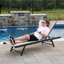 Load image into Gallery viewer, Urban Aluminum Sun Lounger