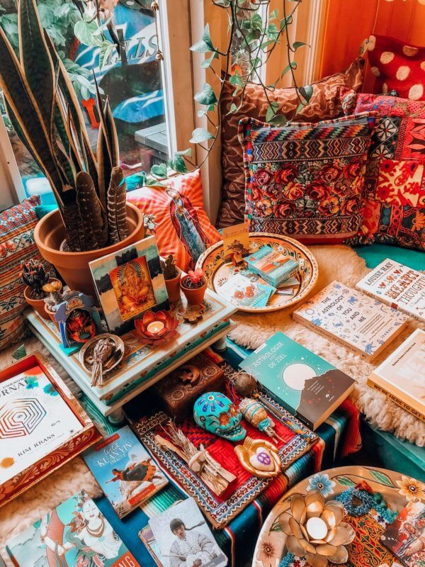 Home Decor – Inspiration From The Cutest Boho Store Ever
