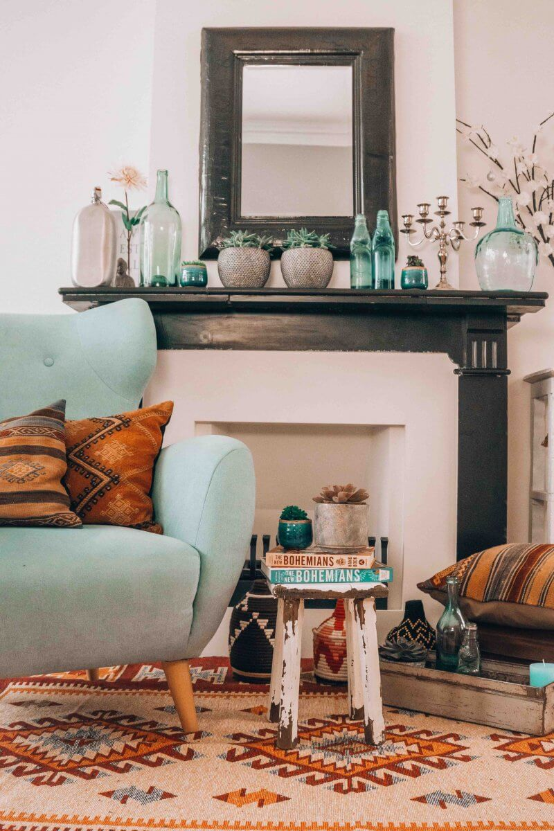 The Best Bohemian Accessories From Etsy For Your Hom
