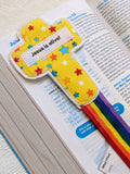 'Jesus is Alive!' Bookmark and Hanging Decoration