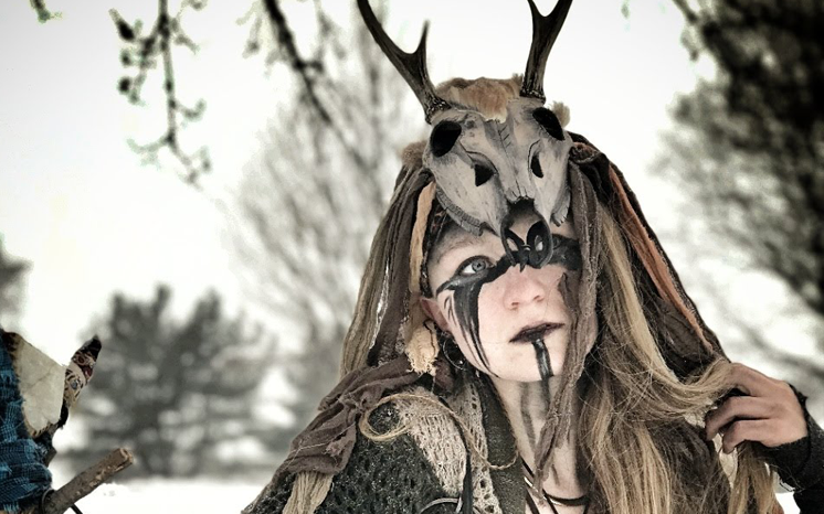 Nordic Shaman Full Photoset