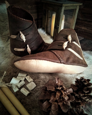 Custom Fit Elm Leaf Jorvik Boots