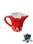 Maple Leaf CANADA RED Mug - Souvenir Du Quebec