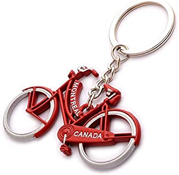 Canada Maple Leaf Key chain Canadian Pride - Souvenir Du Quebec