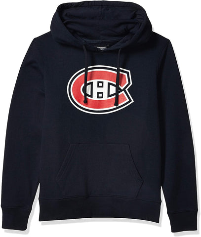 Fleece Hoodie NHL Men's Canadians - Souvenir Du Quebec
