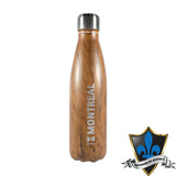 Vertical Montreal insulated thermos Bottle