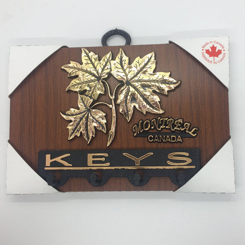 Maple Leaf Plaque