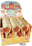 Canadian Maple Syrup Lollipops