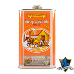Classic Quebec Made Organic  Maple Syrup Tin Can - 500ml - Souvenir Du Quebec