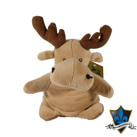 Souvenir Plush Stuffed animal reversible moose and beaver. - Souvenir Du Quebec, Maple Syrup, Souvenirs, Montreal