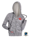 Ladies  Heavy Weight Hoodie With Lining. - Souvenir Du Quebec, Maple Syrup, Souvenirs, Montreal