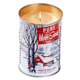 Maple Scented Candle Made In Quebec. - Souvenir Du Quebec