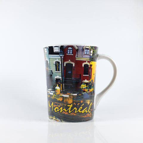 Montreal Apartments Mug
