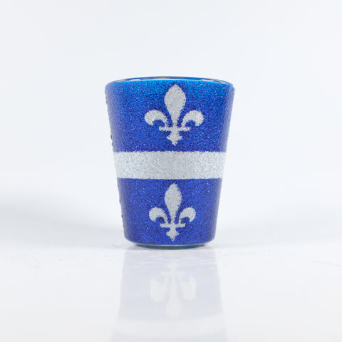 Quebec Shot glass - Souvenir Du Quebec