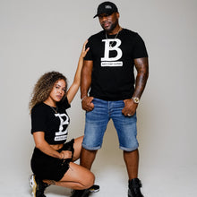 "Load image into Gallery viewer, Black Jockey ""Big B"" Short & Long Sleeve"