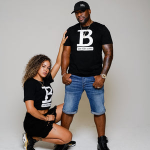 "Black Jockey ""Big B"" Short & Long Sleeve"
