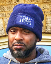 Load image into Gallery viewer, WILLIE SIMMS 1893 BEANIE