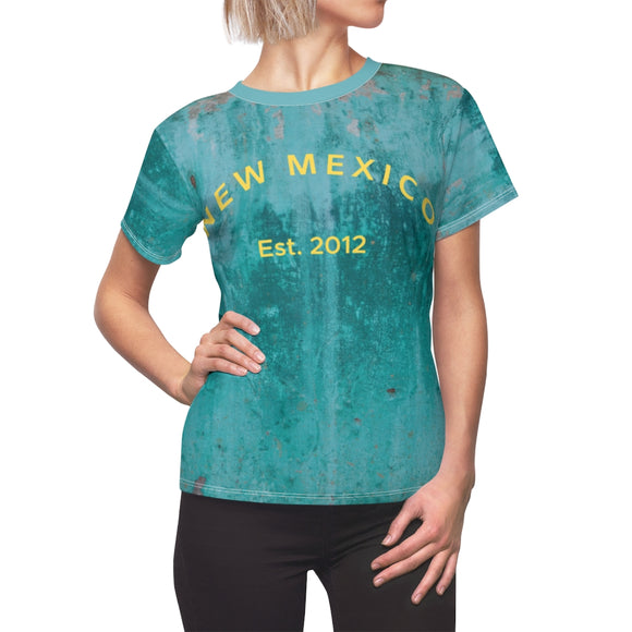 New Mexico Turquoise Tee