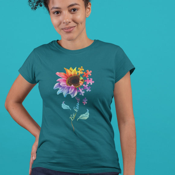 Be Kind Autism Shirt