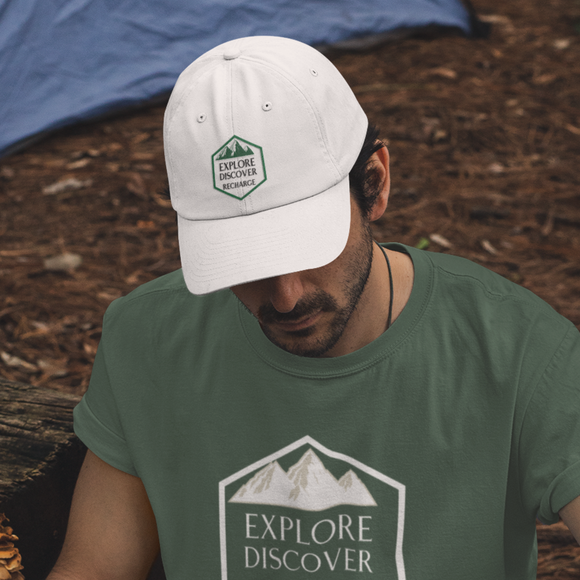 Discover, Recharge Hat