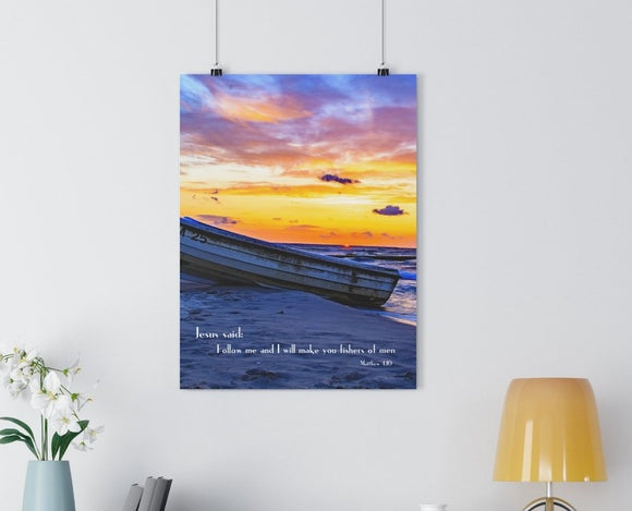 Fishers of Men Giclée Art Print