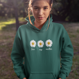 Love One Another Daisy Hoodie